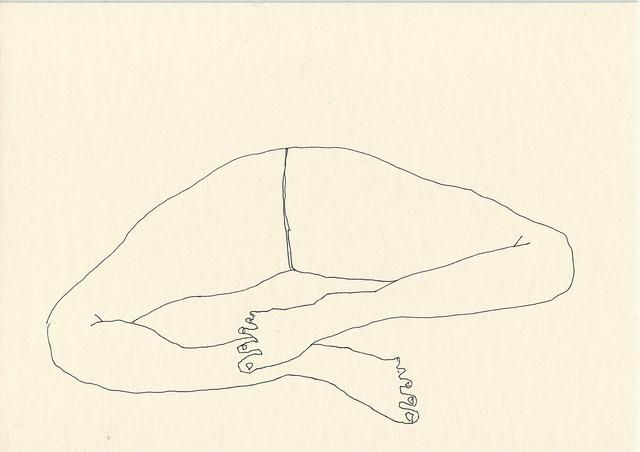 , 'Seam,' 2017, Resource Art