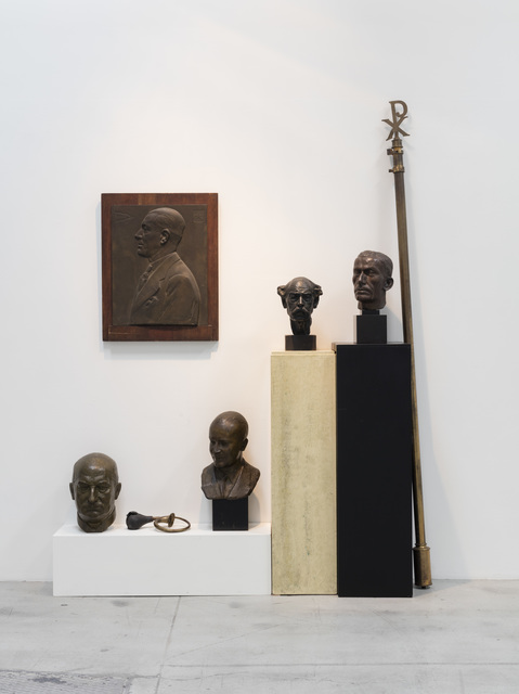, 'Composition Trouvée,' 1992, Galleri Nicolai Wallner