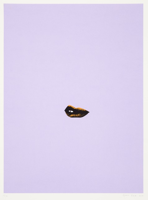 , 'Sneer (Lilac),' 2013, Paul Stolper Gallery