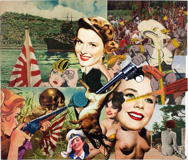 , 'Collage Book7_12 (1969-1975),' 1969, Nanzuka