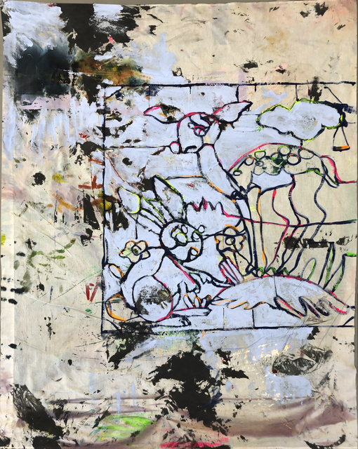 , 'SAD BAMBI,' 2019, 99 Loop Gallery