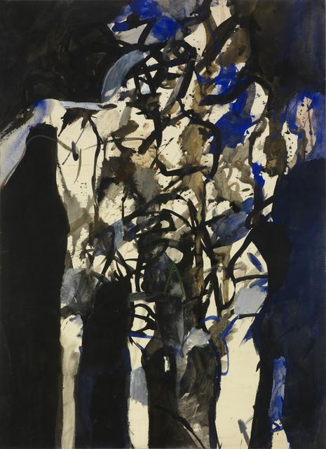 , 'Figures II,' 1965, Osborne Samuel