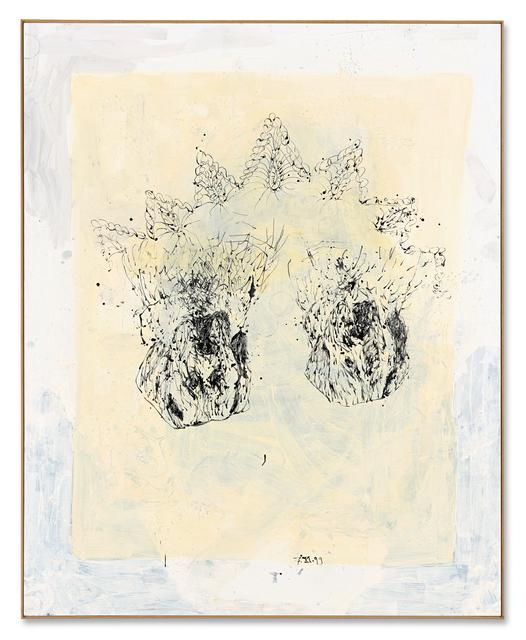 , 'Eselsrücken,' 1999, Aye Gallery