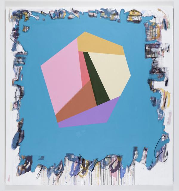 , 'An Ear for Everyday Speech,' 2017, Nancy Hoffman Gallery