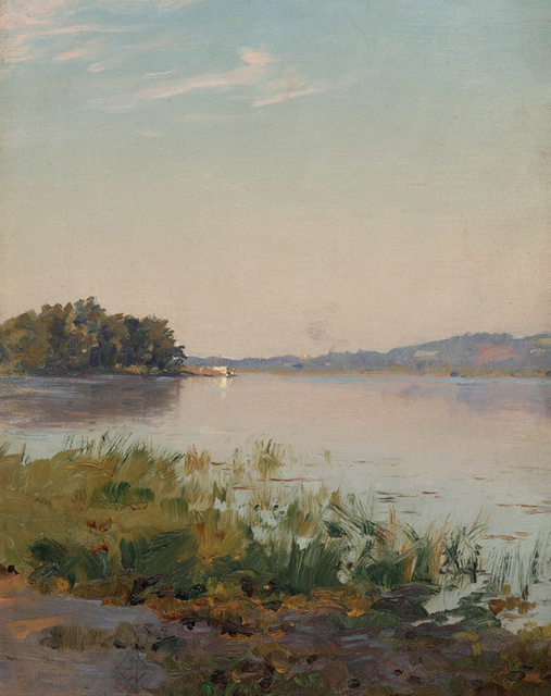 Walter Launt Palmer, 'Summer on the Hudson', Avery Galleries