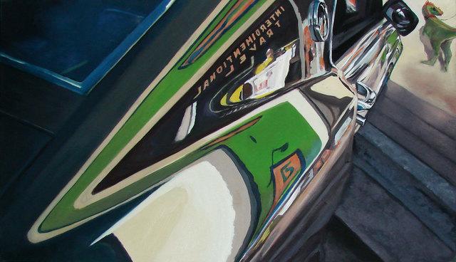 , 'Exuberant. Zebulon Xenos. Universe 0,' 2012, Anaid Art