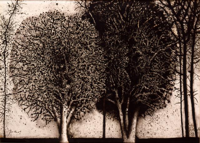 , 'Trees,' 1984, Pera Museum