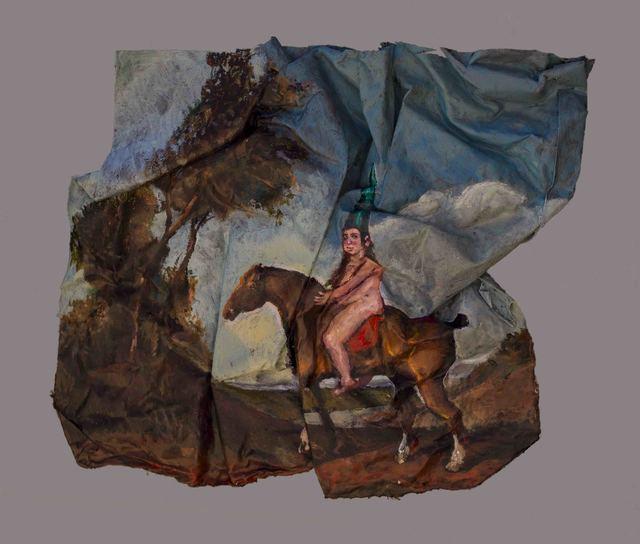 , 'From the Series 'Fail Paintings',' 2016, Deweer Gallery