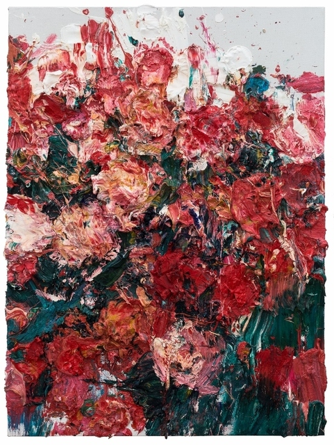 , 'Flowers,' 2018, Contemporary by Angela Li
