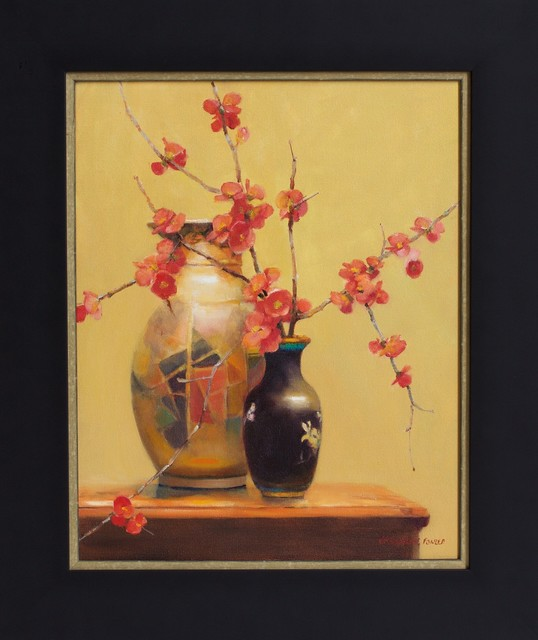 Jacqueline Fowler, ''Japonica' ', 2014, Wentworth Galleries