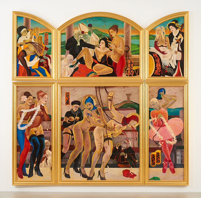 , 'Pussy Riot / Swan Lake,' 2015, Catharine Clark Gallery