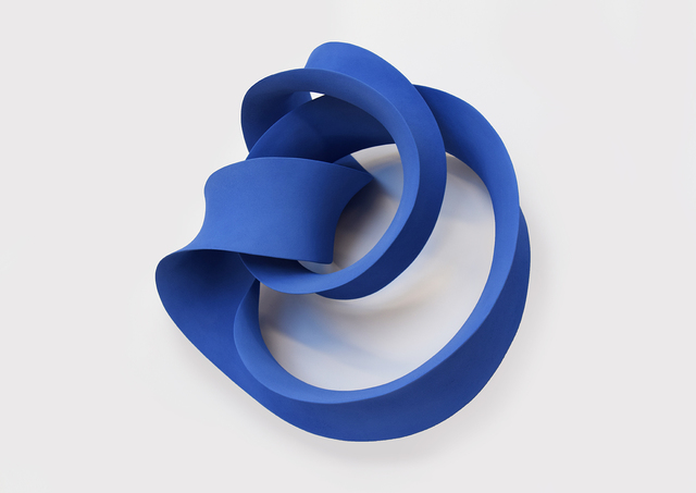 , 'Infinite Blue,' , Royal Society of Sculptors