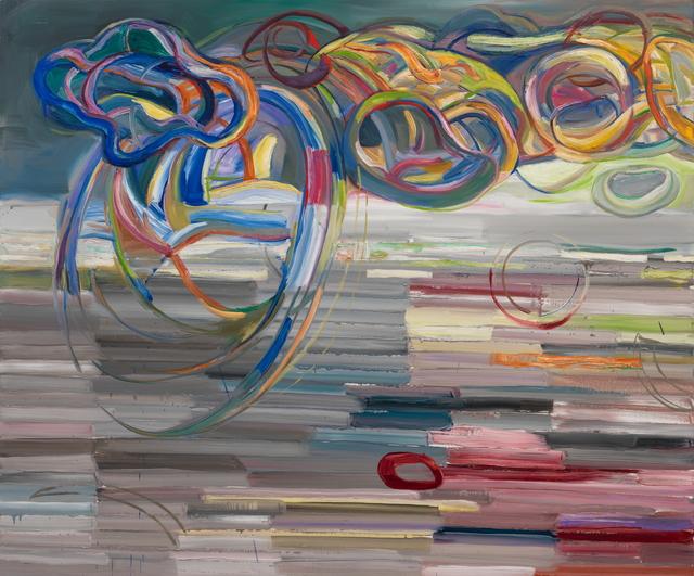 , 'Bicycles Becoming Clouds,' 2017, Gallery NAGA