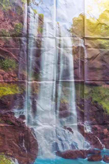 , 'Golden Falls I ,' 2017, Erin Cluley Gallery