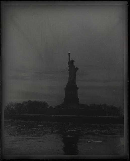 , 'Lady Liberty XV,' 2015, Galleri Bo Bjerggaard