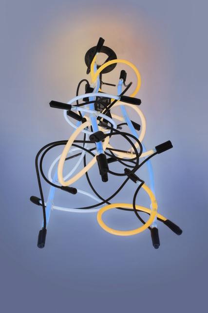 , 'The European (Chandelier Series),' 2009, Galleria Fumagalli