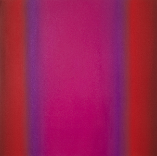 , 'Red Green 2-S4848 (Magenta Violet), Sense Certainty Series,' 2014, Brian Gross Fine Art