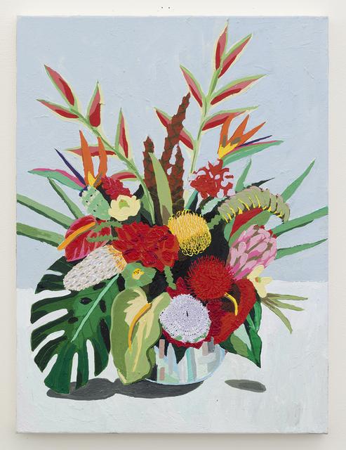 , 'Tropical Arrangement,' 2017, Joshua Liner Gallery