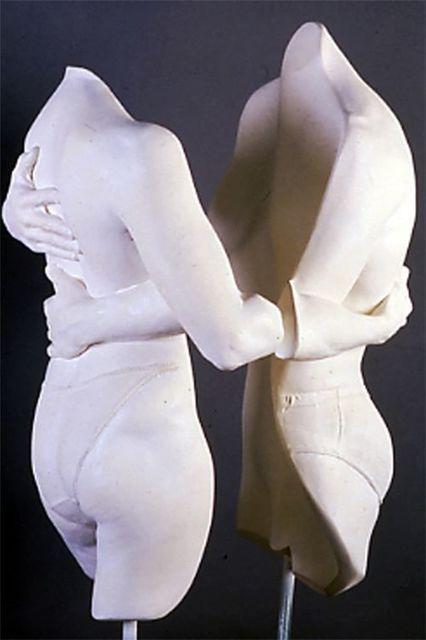 , 'The Hug,' 2008-2016, C24 Gallery