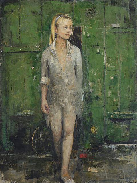 , 'The Girl Behind the Last Door,' , Hugo Galerie