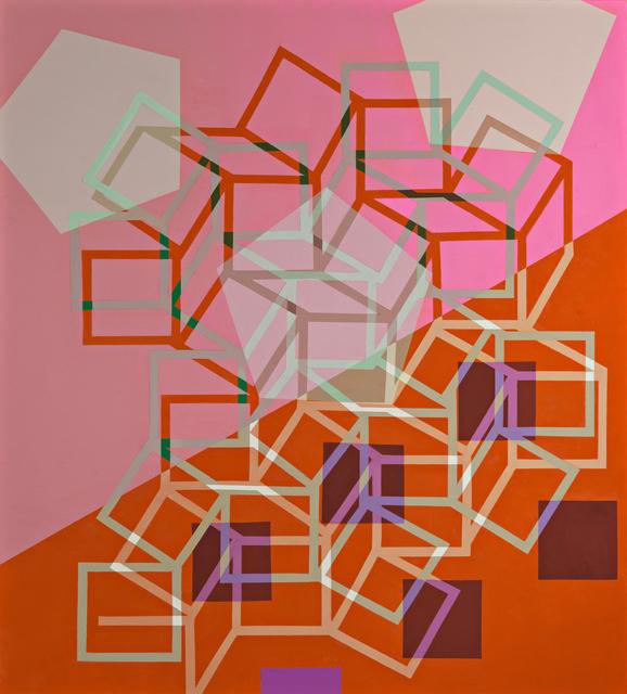 , 'The Cold Pink,' 2015, Garvey | Simon
