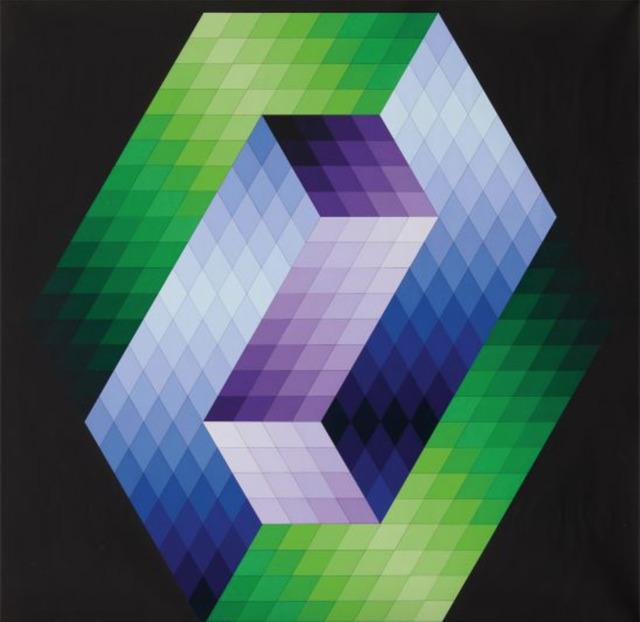 , 'Kepler-Gestalt,' 1968, Galería RGR