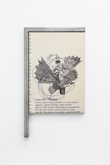 , 'A Boiler of Wings I,' 2018, PEANA