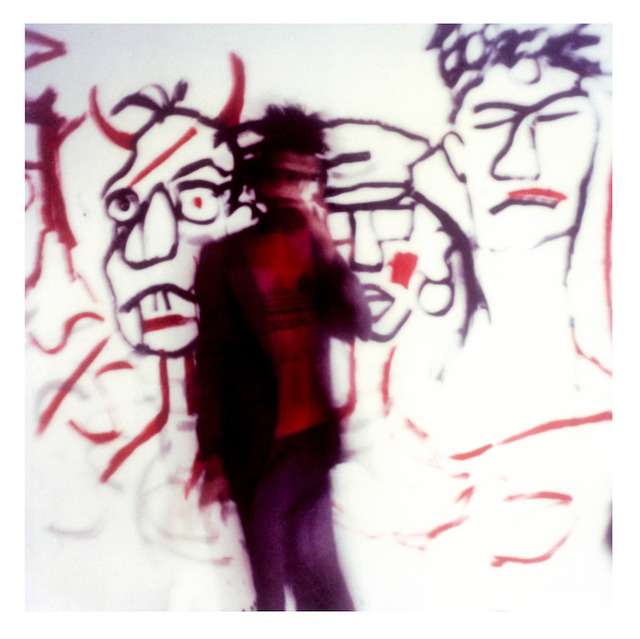 , 'JM Basquiat AM, NYC,' 1981, Gastman