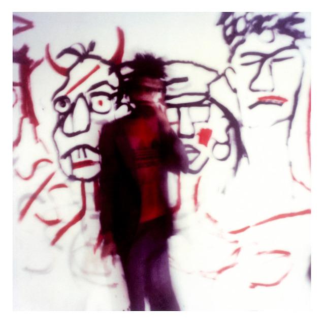 Maripol, 'JM Basquiat AM, NYC', 1981, Gastman