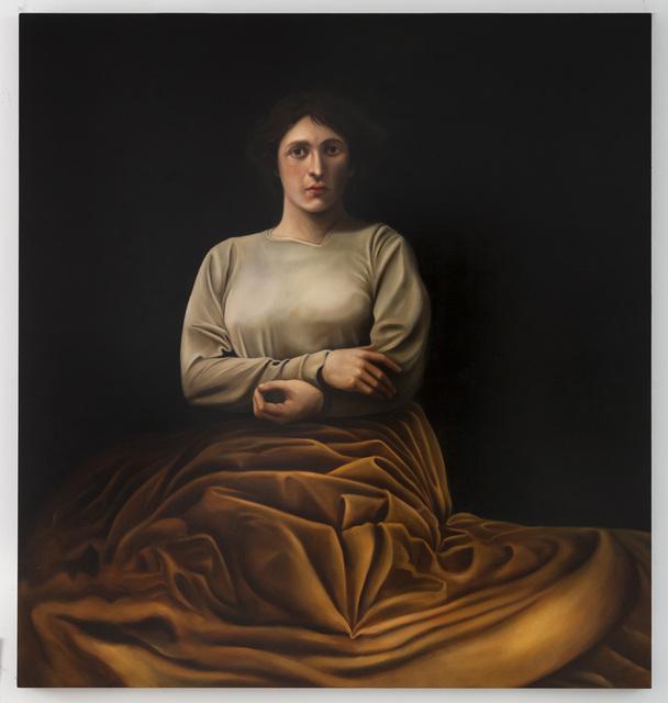 , 'S.L.Z. ,' 2016, Galerie Nathalie Obadia