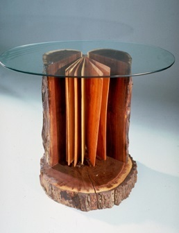 Margery Goldberg, 'Manual Tree of Life Table', Zenith Gallery