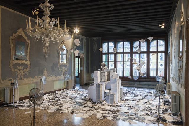 , 'Construção de Valores,' 2012, Future Generation Art Prize