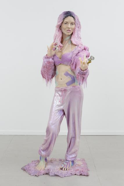 Cajsa von Zeipel, 'Mademoiselle, 35', 2019, Sculpture, Mixed media, Andréhn-Schiptjenko