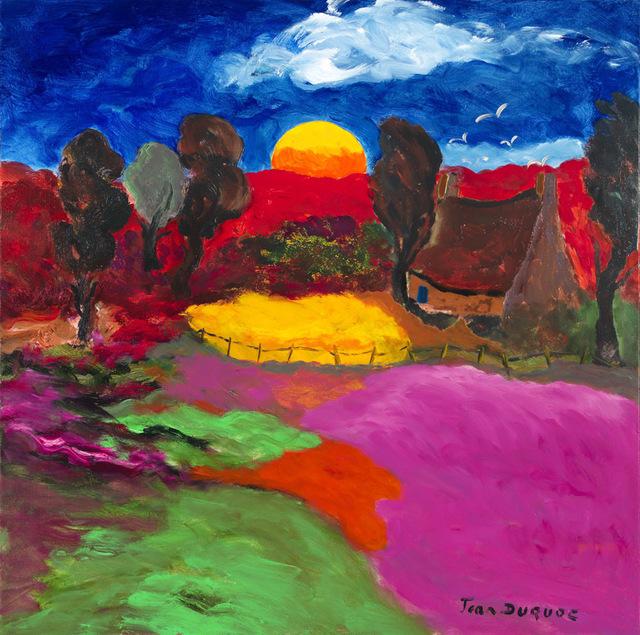 , 'Les Orages de la Vie s'Eloignent ,' 2014, Canfin Gallery