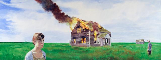 , 'American Decadence (Codington County, South Dakota),' 2011, Anna Zorina Gallery