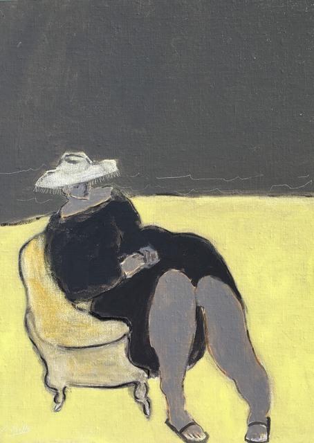 , 'Seaside In A Wicker Chair,' , Emmanuelle G Gallery