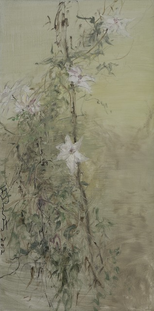 , 'Sketch of Flowers No. 2,' 2012, K. Gallery