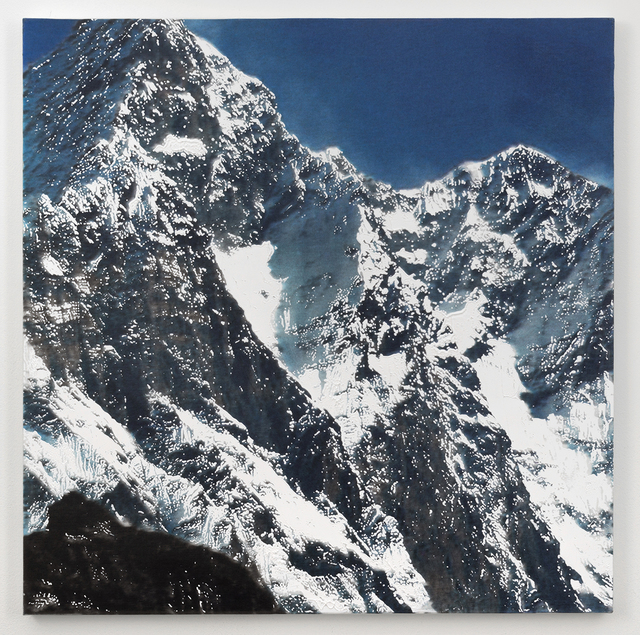 , 'Lhotse,' 2017, Joshua Liner Gallery