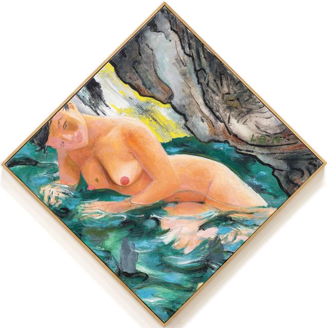 , 'Grotto Swimmer,' 2014, Rosamund Felsen Gallery