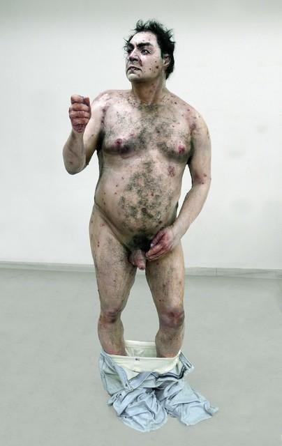 Enrique Marty, 'I won't do something so naive. Zeus', 2012, Espacio Líquido La Gran