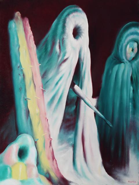 Ryan Heshka, 'House of the Sugar Totem', 2017, Coleccion SOLO