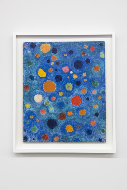 Ei-Q, 'Fireworks', 1957, Painting, Oil on board, Gallery 38