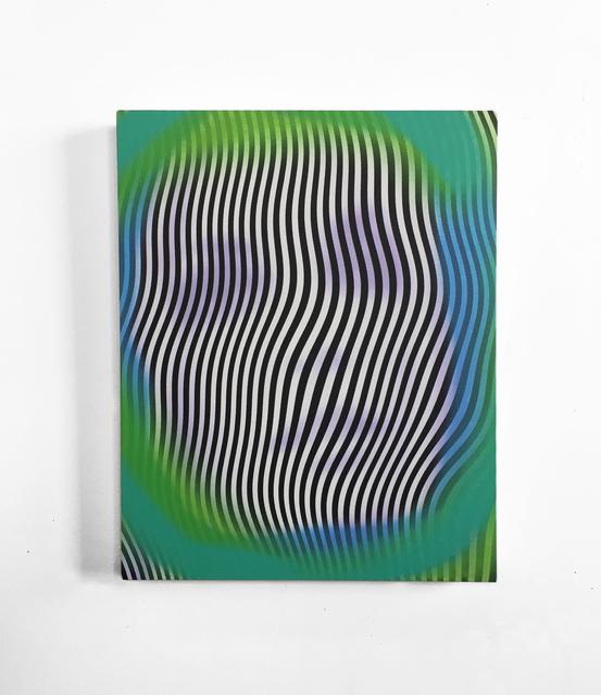 , '010,' 2017, De Buck Gallery