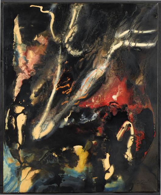 , 'East Hoof,' 1959, Galerie Diane de Polignac & Chazournes