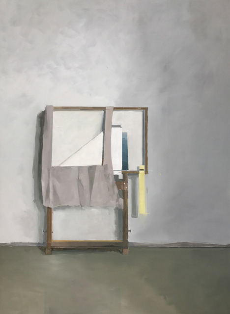 , 'Arrangement with linen,' 2018, Kuckei + Kuckei