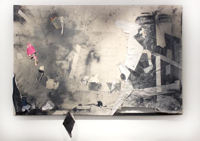 , 'Space Notation 1,' 2014, Litvak Contemporary