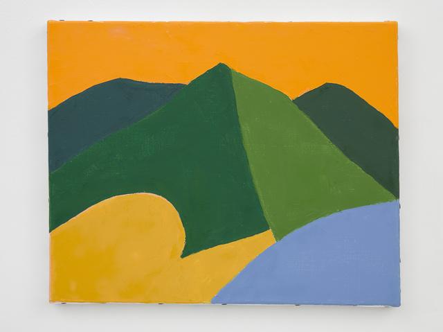 Etel Adnan, 'Untitled,' 2014, White Cube