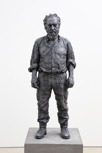 , 'Standing Man ,' 2016, Osborne Samuel