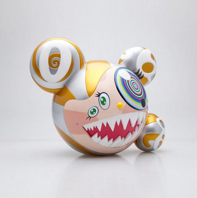 Takashi Murakami x ComplexCon Mr. Dob (Gold)