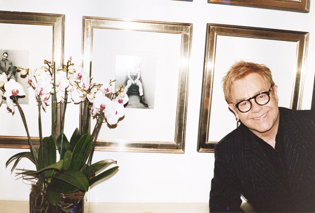 Juergen Teller, 'Elton John, The Boxer, London', 2008, Jackson Fine Art